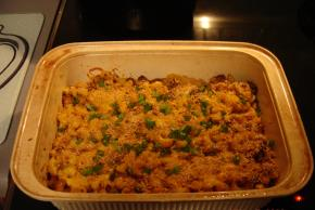 Buffalo Chicken Mac and Cheese Image 2