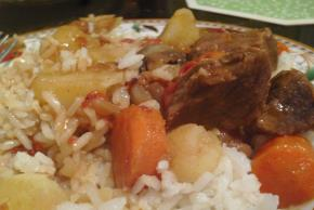 Winter Vegetable Beef Stew Image 3