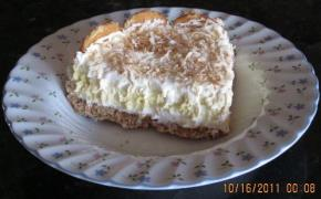 Layered Coconut Cream Cheesecake Bars Image 2