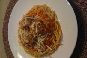 smart-spaghetti-meatballs-recipe-122105 Image 1