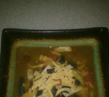 Chicken Tortilla Soup Image 2