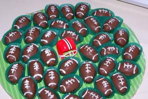 OREO Football Cookie Balls Image 2