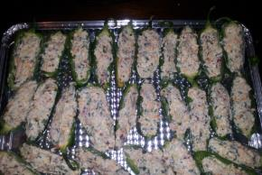 Cheese & Bacon Jalapeño Rellenos Image 2
