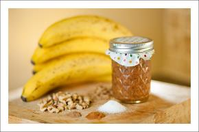 SURE.JELL Banana Nut Bread Butter Image 3