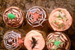 Halloween Cupcakes Image 3