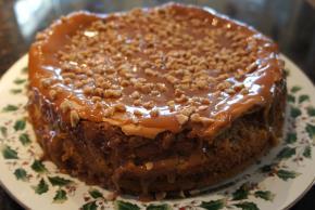 Triple-Caramel Cheesecake Image 2