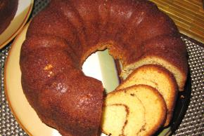 Moist Sour Cream Coffee Cake Image 2