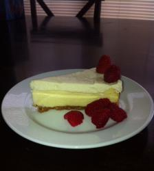 PHILADELPHIA Vanilla Bean Mousse Cheesecake Image 2