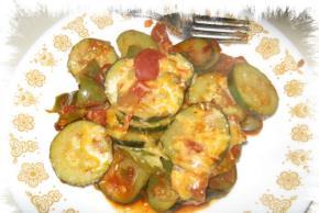 Skillet Parmesan Zucchini Image 3