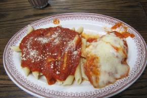 Easy Chicken Parmesan Image 3