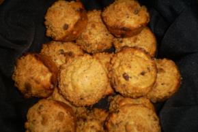 Chocolate Chip Cookie Banana Muffins Image 2