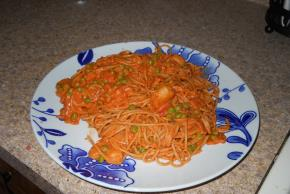 Quick Shrimp & Linguini Image 2