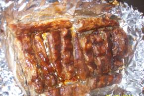 Brew House Baby Back Ribs Image 2