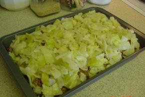Easy Layered Cabbage Casserole Image 2