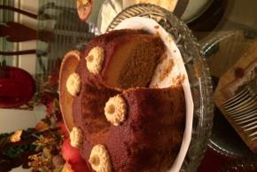 Pumpkin Flan Cake Image 2