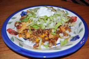 Cheesy Nacho Bake Image 2