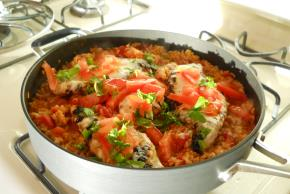 Herbed Tomatoes, Chicken & Rice Image 3