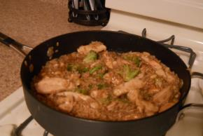 Easy Teriyaki Chicken & Brown Rice Image 2