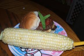 Stuffed Fiesta Burgers Image 2