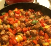 sausage-peppers-pasta-113822 Image 1