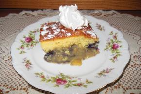 Blueberry Pudding Cake Image 2