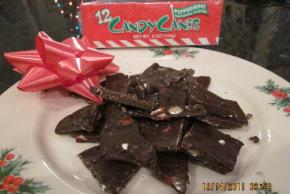 BAKER'S Chocolate-Peppermint Bark Image 2
