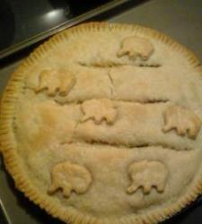 Homestyle Chicken Pot Pie Image 2