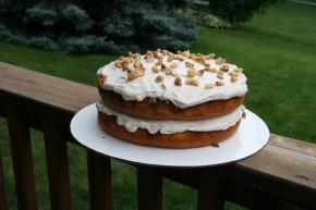 Apple Crumble Layer Cake Image 2