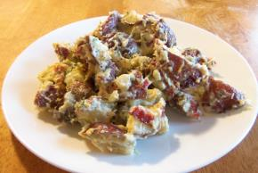 Steakhouse Potato Salad Image 2