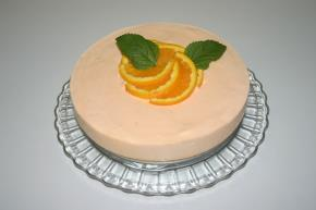 Low-Fat Orange Dream Cheesecake Image 2