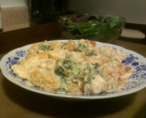 Creamy Chicken & Broccoli Casserole Image 3