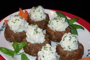 Potato-Topped Mini Meatloaves Image 3