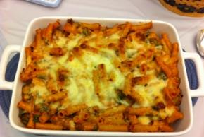 Zesty Penne, Sausage and Peppers Image 2