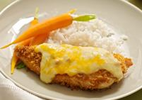Crisp and Creamy Baked Chicken Image 2
