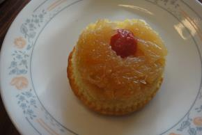 Pineapple Upside-Down Cupcakes Image 2
