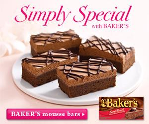 BAKER'S Mousse Bars Image 2