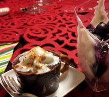 Reduced-Sugar Hot Cocoa Pudding Mugs Image 2