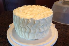 White Chocolate-Cream Cheese Frosting Image 2