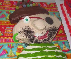 Buccaneer Cake Image 2