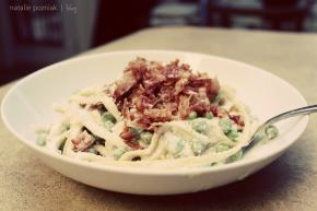 Creamy Bacon Fettuccine Recipe Image 3