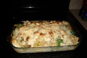 Creamy Chicken & Pasta Bake Image 2