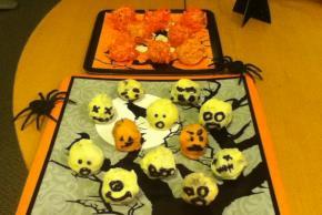 Easy Halloween Truffles Image 2
