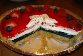 JELL-O Easy Patriotic Pie Image 3
