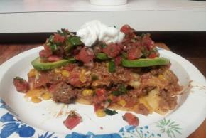 Easy Baked Taco Pie Image 3