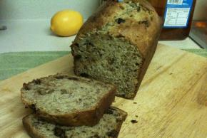 Chocolate Chunk-Banana Bread Image 2
