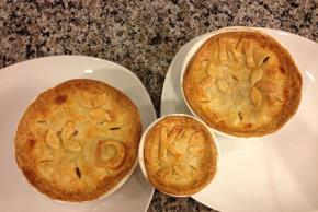 Ham & Cheese Pot Pie Image 2