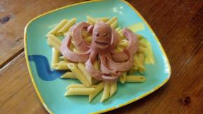 Mini Octopus Macaroni & Cheese Image 2