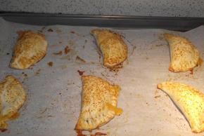 Shredded Chicken Empanada with Cheese Image 3