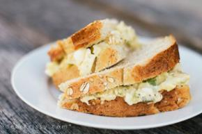 Chicken-Egg Salad Image 2