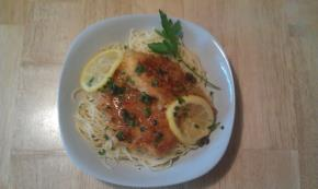 Lemon-Chicken Piccata Recipe Image 2